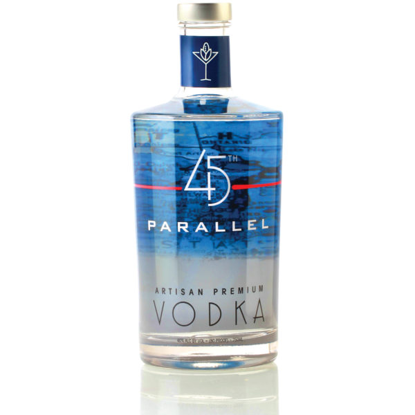45th parallel distillery vodka