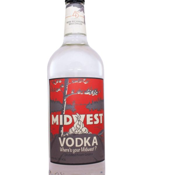45th parallel distillery midwest vodka