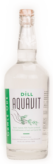 45th parallel distillery dill aquavit