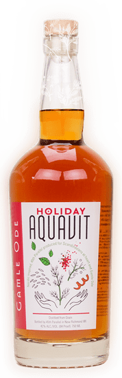 45th parallel distillery holiday aquavit